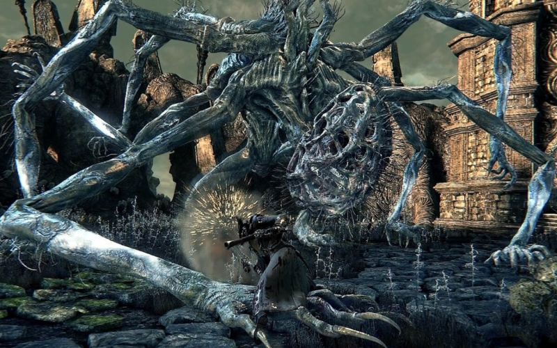 How-to-defeat-Amygdala-in-Bloodborne