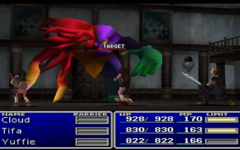 How-to-defeat-Lost-Number-Shinras-Mansion-FF7