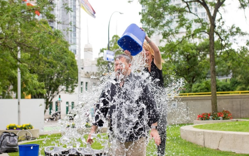 What-is-the-ice-bucket-challenge