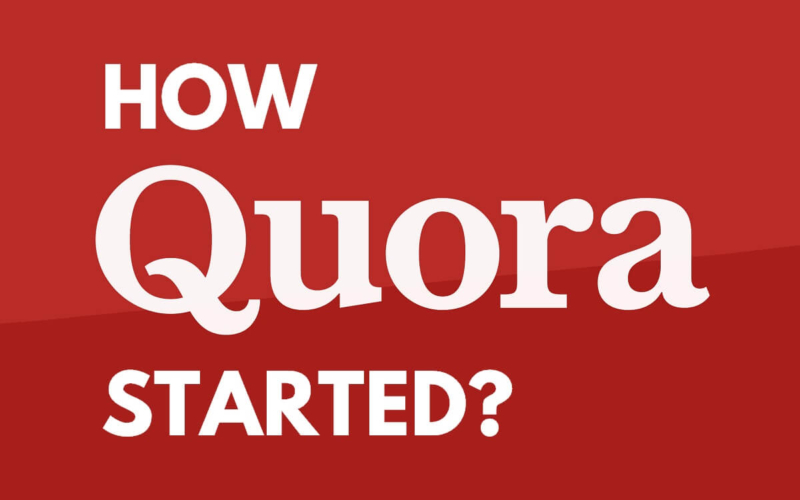 How-Quora-started