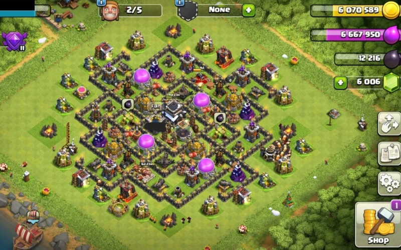 How-to-Protect-Resources-in-Clash-of-Clans