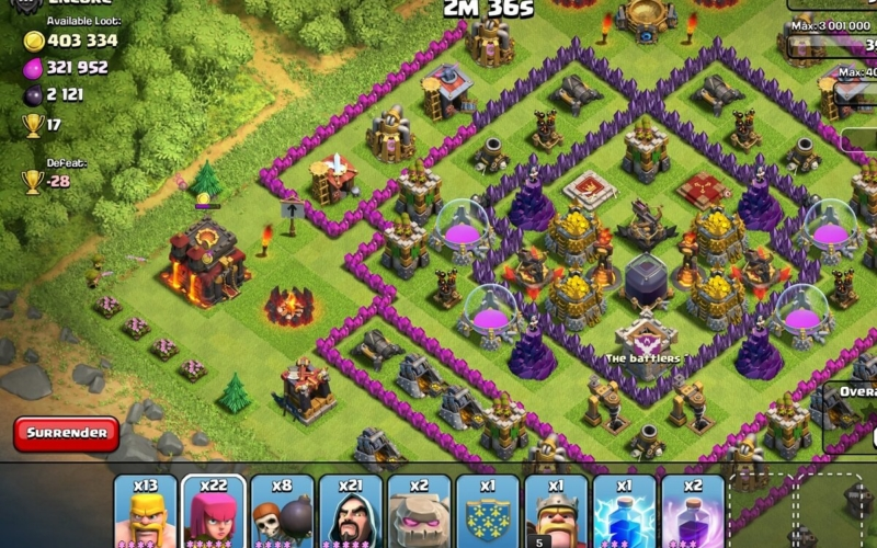 How-to-make-a-successful-attack-in-Clash-of-Clans