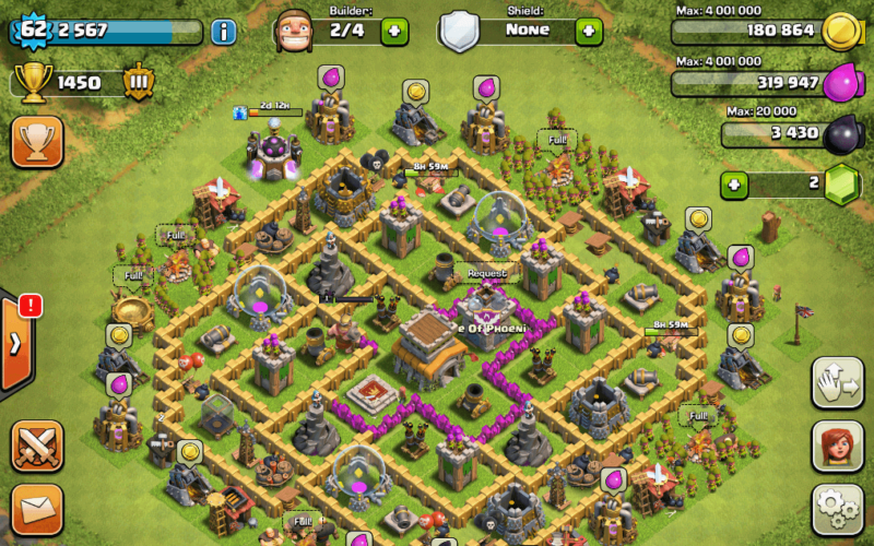 How-to-reduce-the-attacks-on-your-village-in-Clash-of-Clans