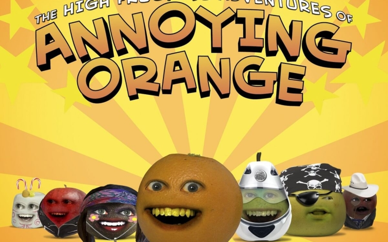 Why-is-the-Annoying-Orange-so-popular