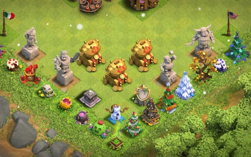 Why-you-should-use-decorations-in-Clash-of-Clans
