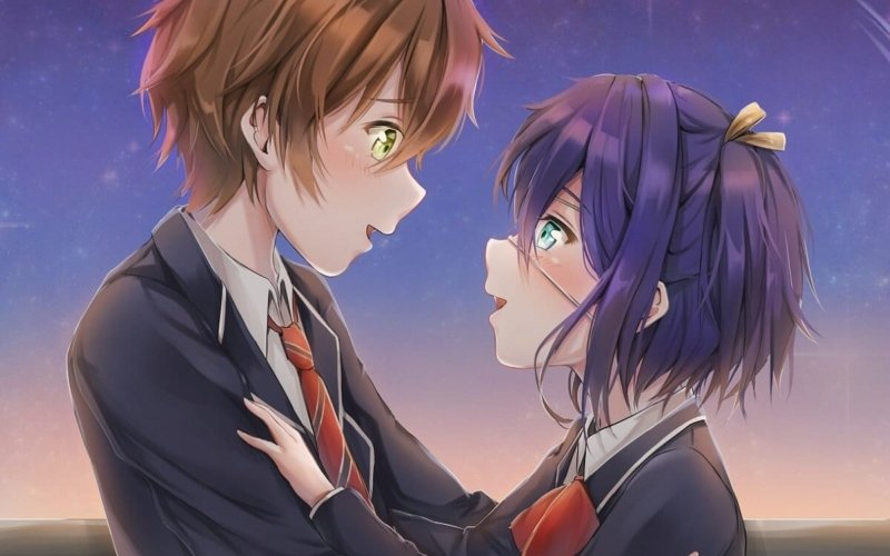 20 Cutest Anime Couples of all Time