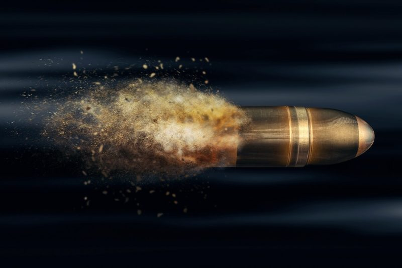 How fast can a Bullet Travel?