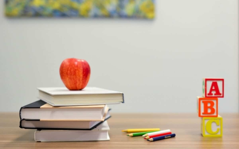 Why Are Apples Associated with Teachers?
