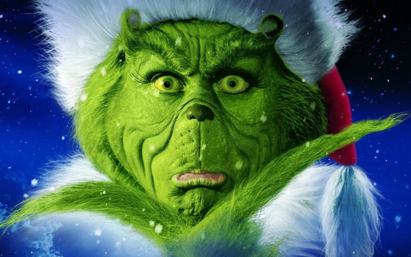 Why Did the Grinch Hate Christmas?