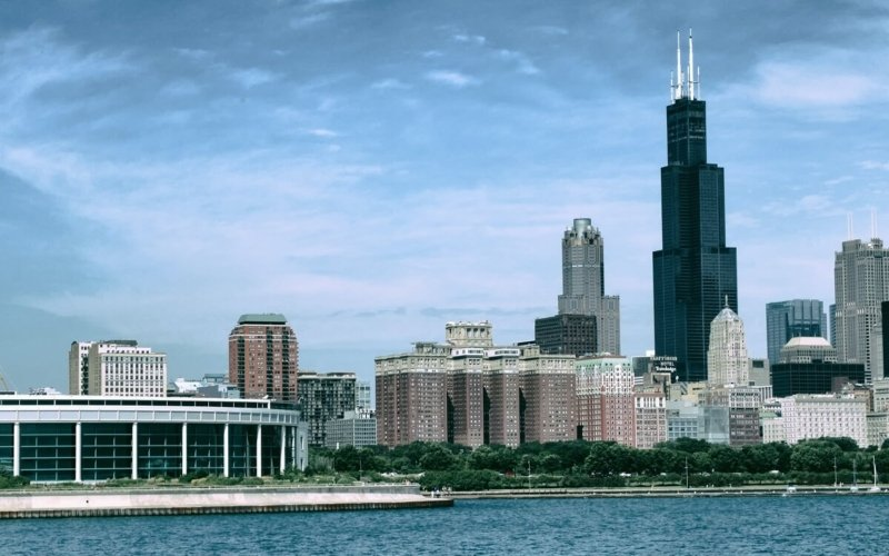 Why was the Sears Tower Built?