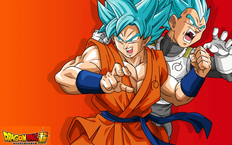 How are Goku and Vegeta Brothers?