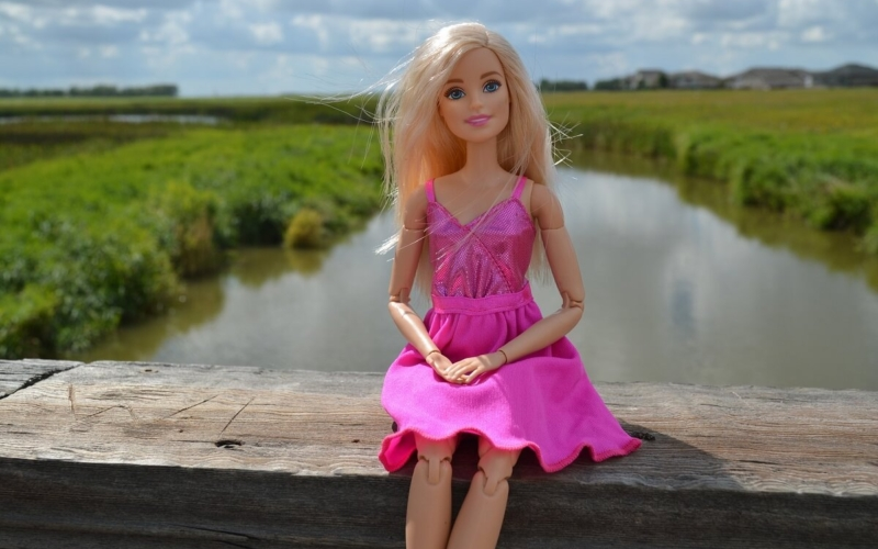 How old is Barbie?