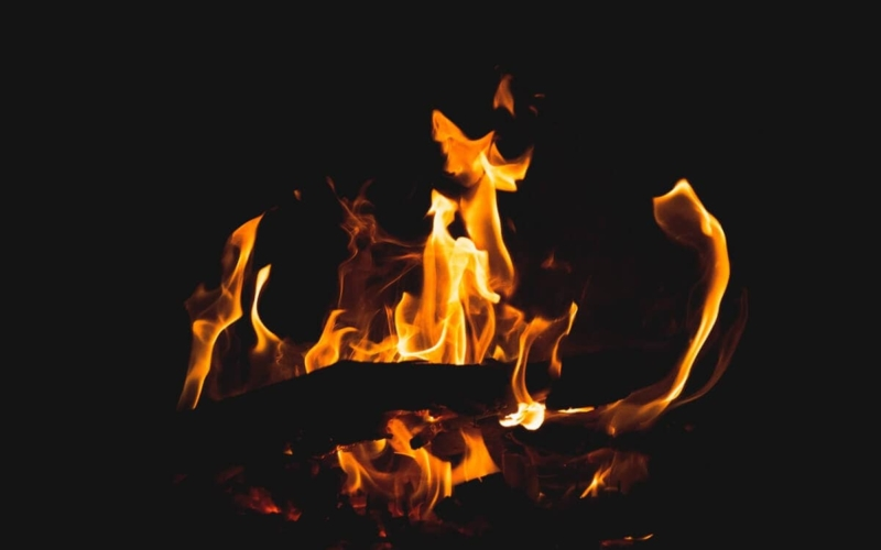 What Is the Color of Fire?