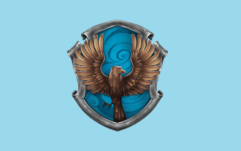 What are the Ravenclaw House Colors?