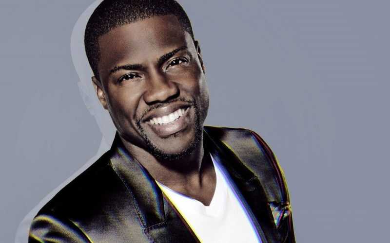 How tall is Kevin Hart?