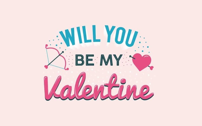 """What does """"Will you be my Valentine?"""" really mean?"""