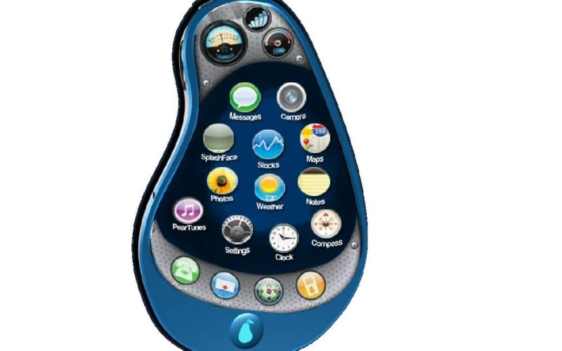 How Can I Get a Pear Phone Like the One from iCarly?