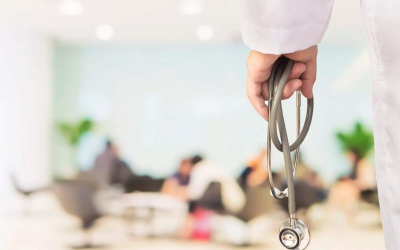 What is a code gray in a hospital?