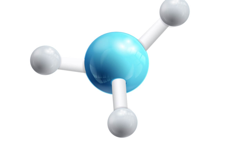 What is the Lewis structure of CH2O?