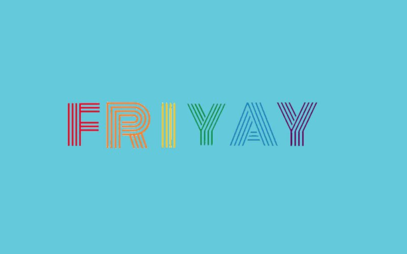 What's the meaning of Friyay?