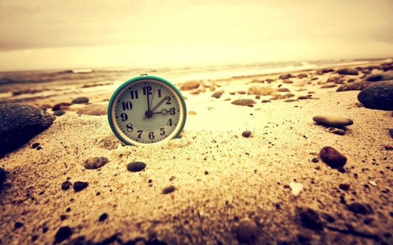 At What Time Does The Afternoon Finish And Evening Start?