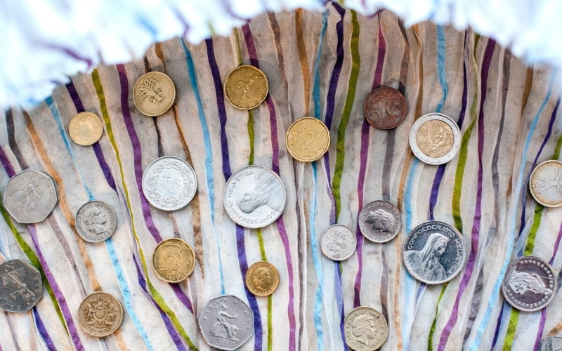 How Much Would A Shilling Or A Pound Cost In Today's Us Money?