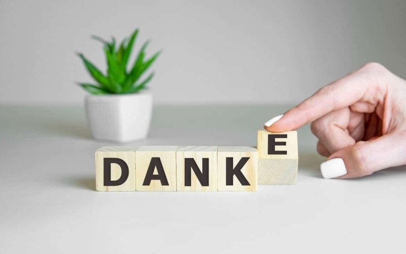 """What Does The Word """"Danke"""" Mean?"""
