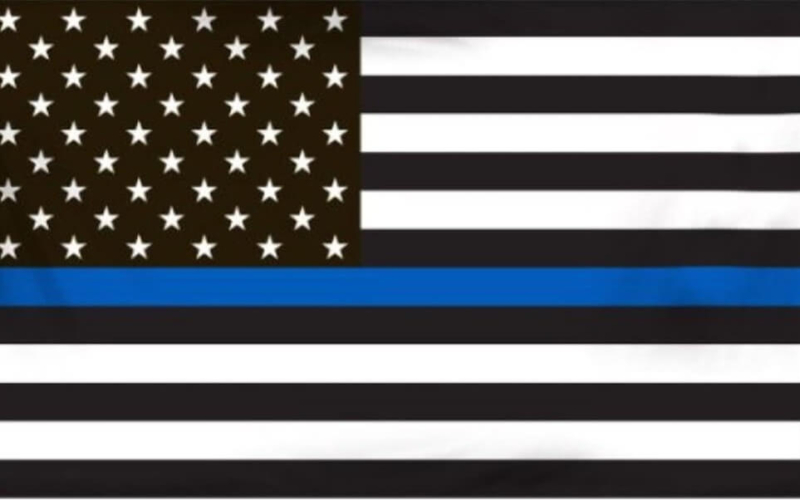 What Is The Meaning Of A Black And White American Flag?