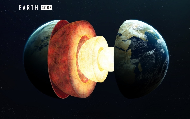 What Is Earth's Core Made Of?