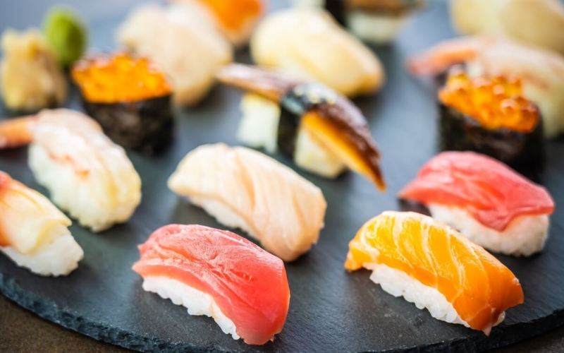 What Is The Difference Between Nigiri, Maki, Sashimi, And Sushi?