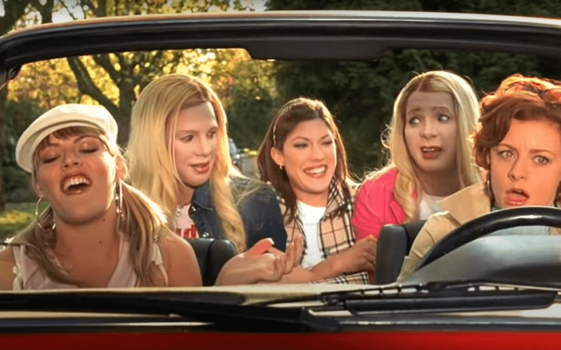 "What Is The Name Of The Song The Girls Sang In The Car In ""White Chicks""?"