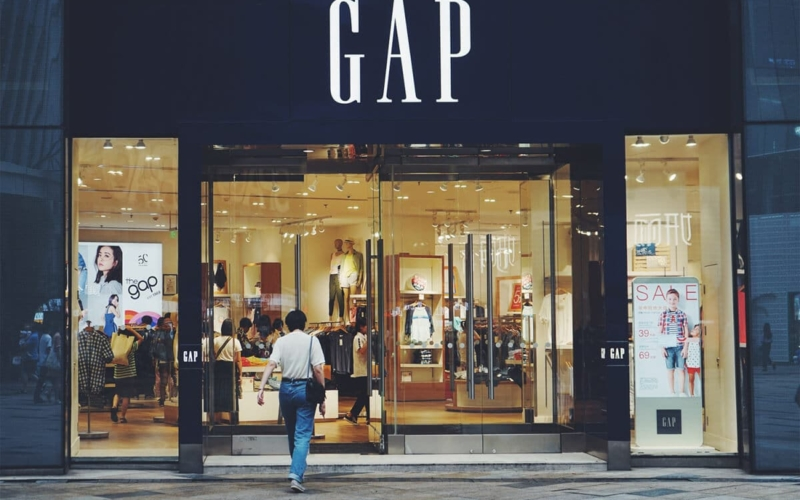 Where Does The Name Of The Popular Clothing Store 'GAP' Come From?