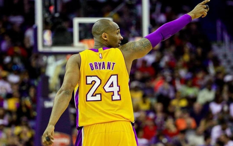 Why Did Kobe Bryant Change His Number From 8 To 24?